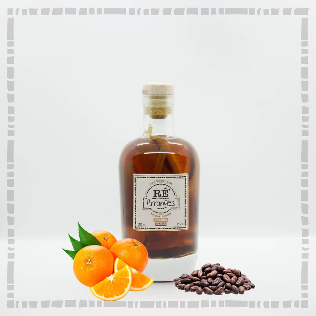Orange / Cacao