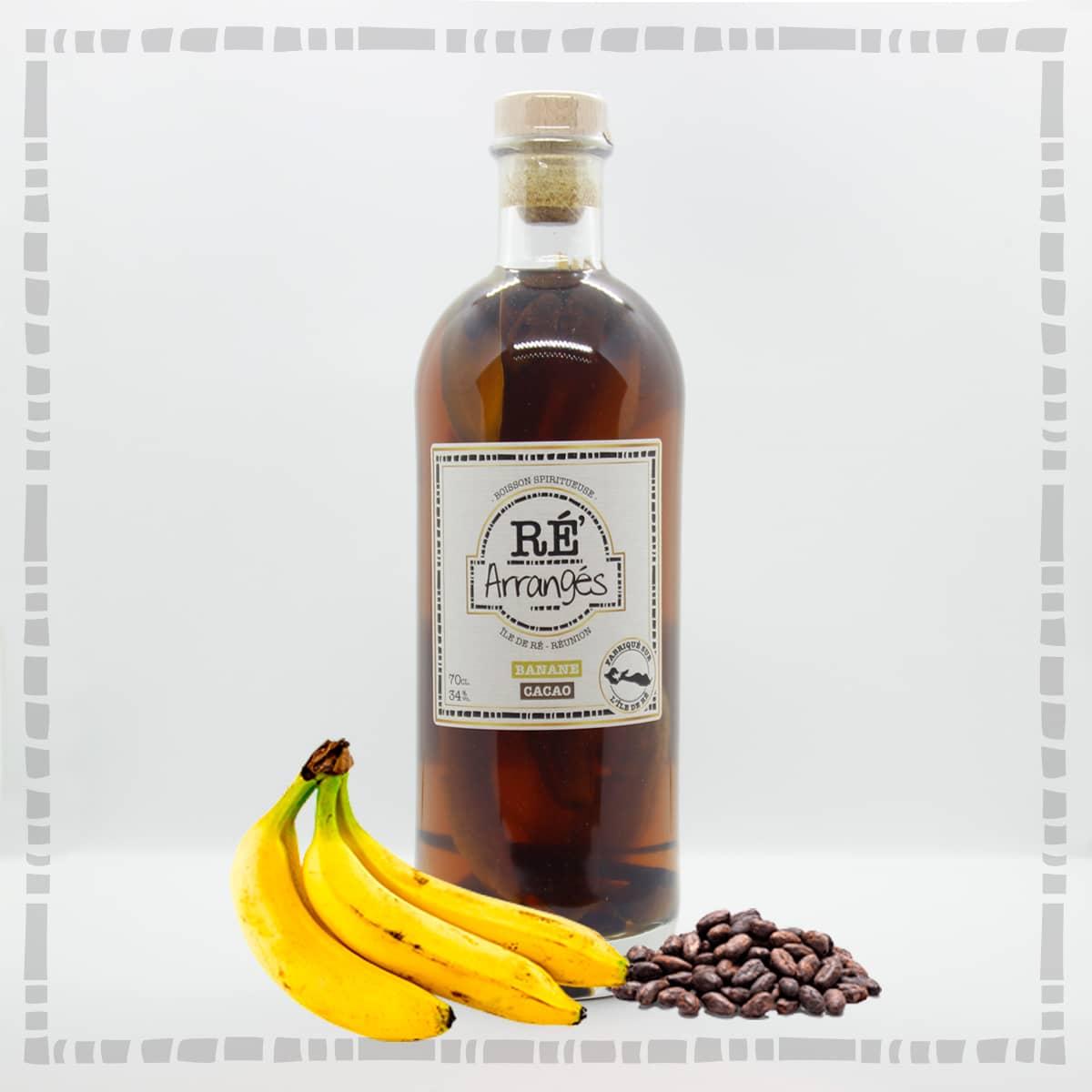 Banane / Cacao