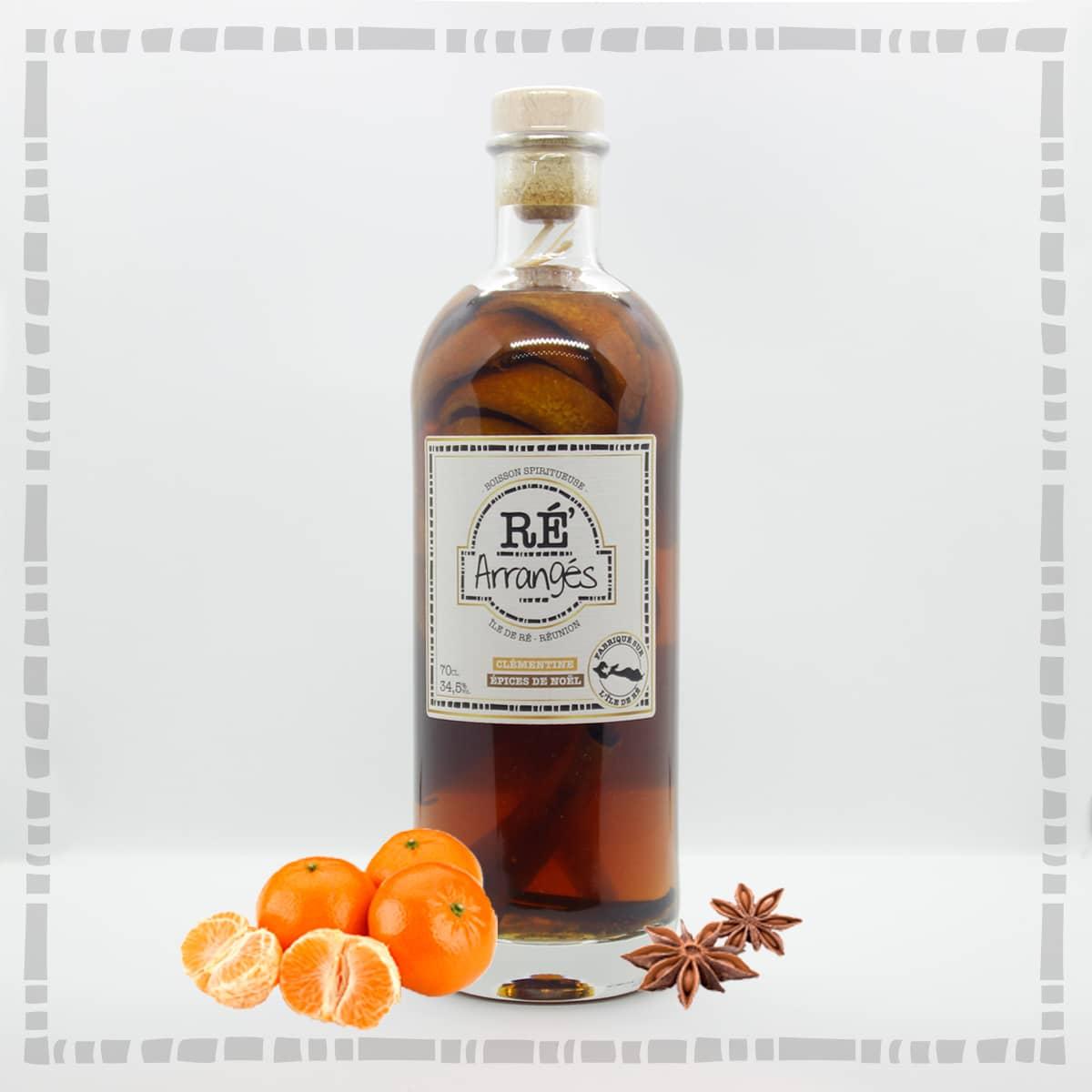 Clémentines / Épices
